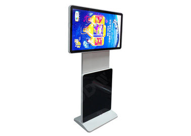 "China WLED 46"" interactive digital signage advertising boards with free software supplier"
