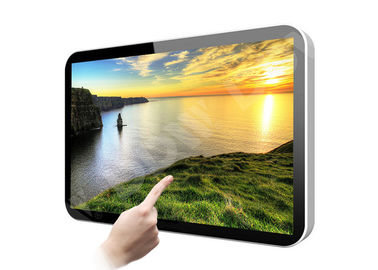 China Interactive Wall Mount Lcd Advertising Screens Android Touch Screen 1920x1080 DDW-AD4201WN supplier