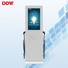 China AC 110V-240V Charge Pile Digital Signage Floor Standing 55 Inch 2500 Nits 1920x1080 supplier