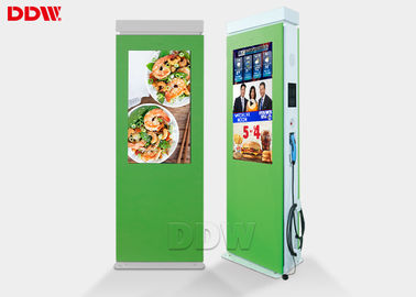 China Samsung Panel 55 Inch Outdoor Digital Signage Floor Standing DDW - AD5501SNO supplier