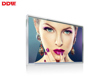 China 43 Inch Android Transparent LCD Display Indoor 5ms Response Time For Elevator supplier