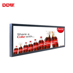 China 21.5 inch android stretched display wall mounted bar lcd display ultra wide monitor supplier
