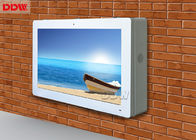 TFT type stand alone Outdoor LCD display totem dustproof metal enclosure DDW-3201W 2500nits 1920x1080