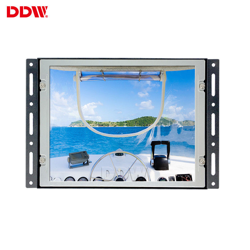 1500-2500cd/m2 Floor Standing Display 49 Inch Stand Alone LCD Digital Signage DDW-AD4901W