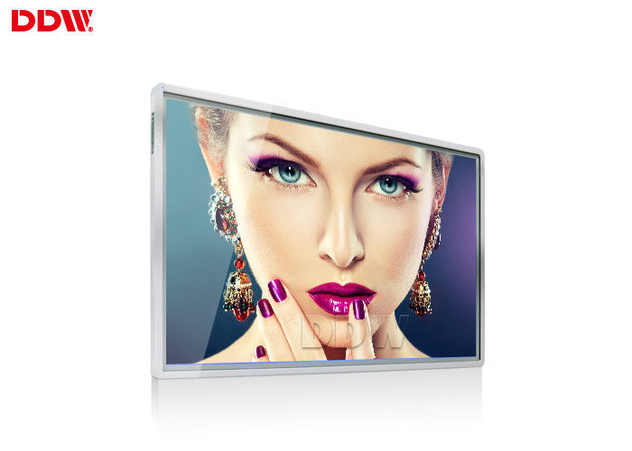 43 Inch Android Transparent LCD Display Indoor 5ms Response Time For Elevator