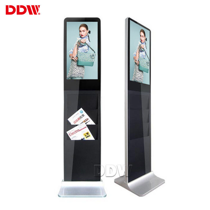 Maximum Resolution 1920x1080 Free Standing Kiosk Digital Signage Viewing Angle 178°  DDW-AD6501SNT