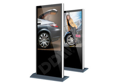 China 43 inch interactive multi media touch screen kiosk display 1920x1080 DDW-AD4301SNT distributor