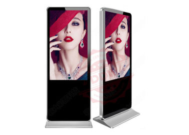"China Full hd 1920 x 1080 65"" advertising Digital Signage solutions 2000 / 1 Contrast distributor"