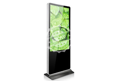 China 43 inch self service indoor TFT type touch screen kiosk digital signage display 1920x1080 DDW-AD4301SNT distributor
