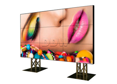 "49"" 4K video wall media player 3840 x 2160 lcd screen display for Museums Transportation DDW-LW490DUN-TJB1"