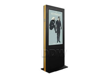 China Advertising Waterproof Vertical Digital Signage Lcd Maximum Resolution 1920x1080 ultra thin DDW-AD4901S distributor