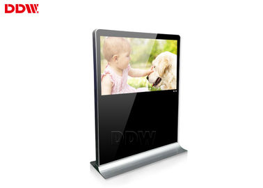 China 3600 Watt 1920x1080  43Inch Wall Mount Commercial Lcd Display Dust Proof For Supermarket DDW-AD4301S distributor