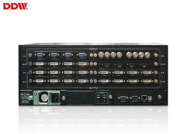 China Seamless monitor wall Video Wall Processor for Public Places / Entertainment Places DDW-VPH1210 distributor